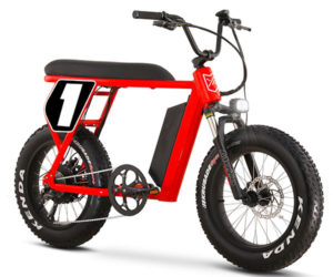 Juiced Bikes Electric Scrambler