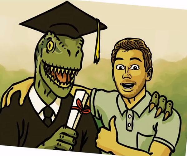 Jurassic World Fallen Kingdom Spoof