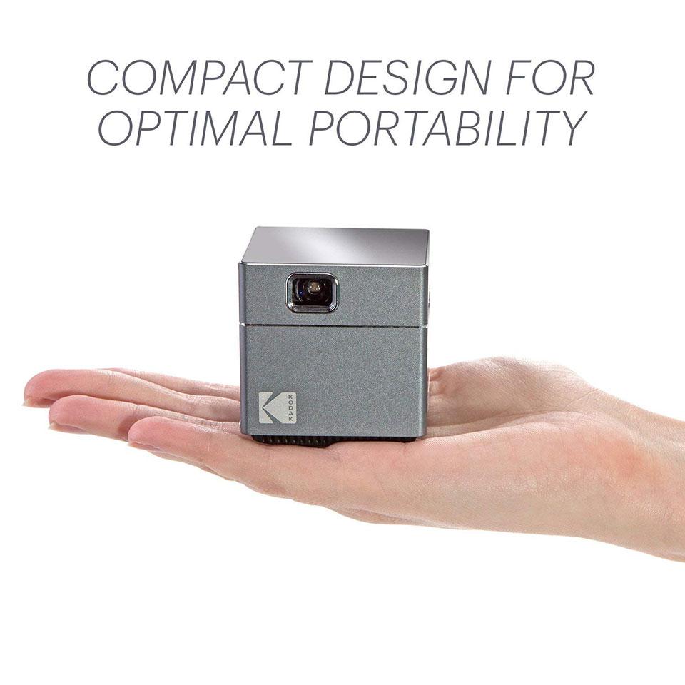 Kodak DLP Cube Mobile S6 Projector