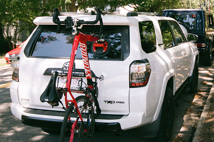 Kupper Mounts Bicycle Rack