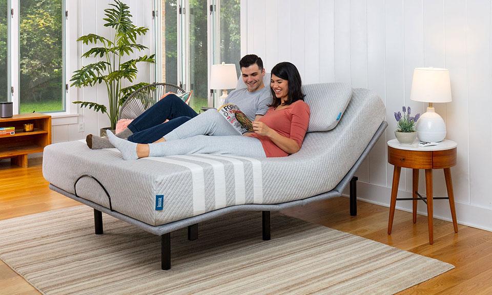 Leesa Adjustable Bed