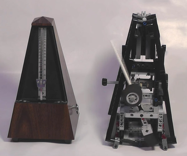 LEGO Technic Metronome