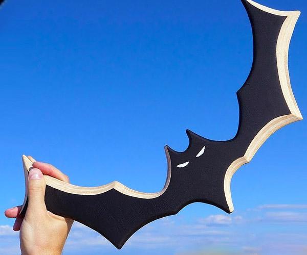 Making a Baterang