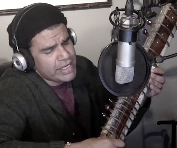 Redemption Song Sitar Cover