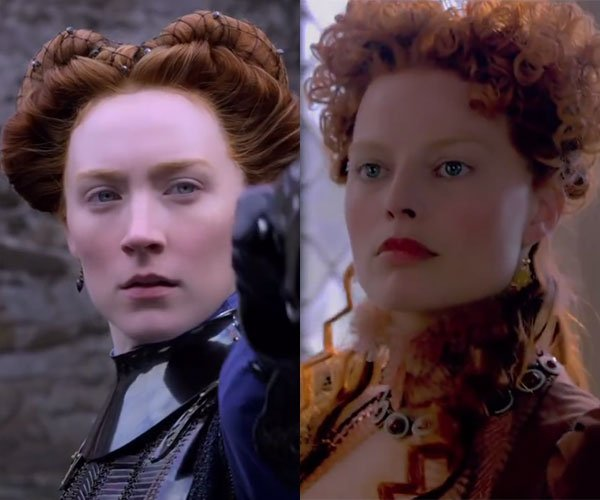 Mary Queen of Scots (Trailer)