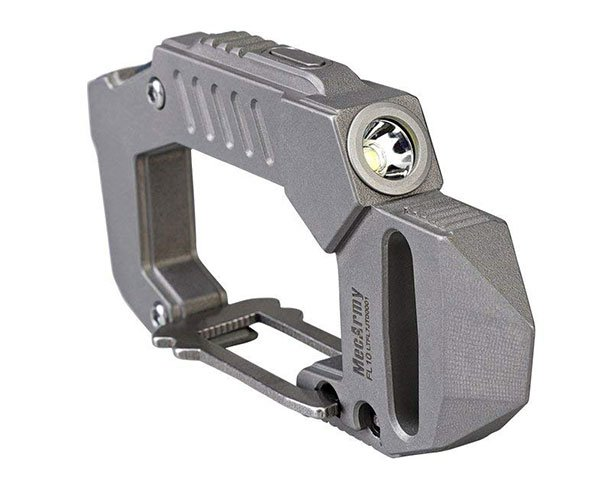 MecArmy FL10 Flashlight Carabiner