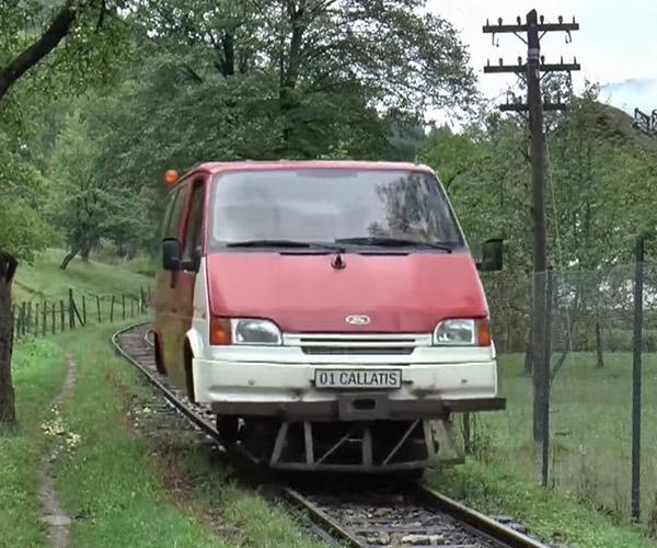 Minivan Railway
