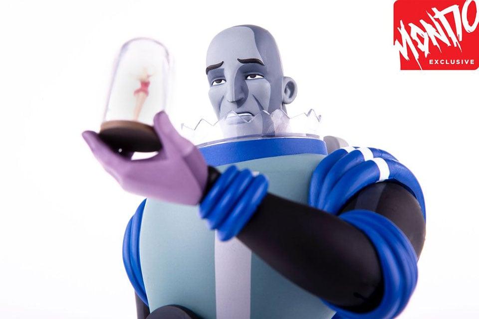Mondo BTAS Mr. Freeze Action Figure