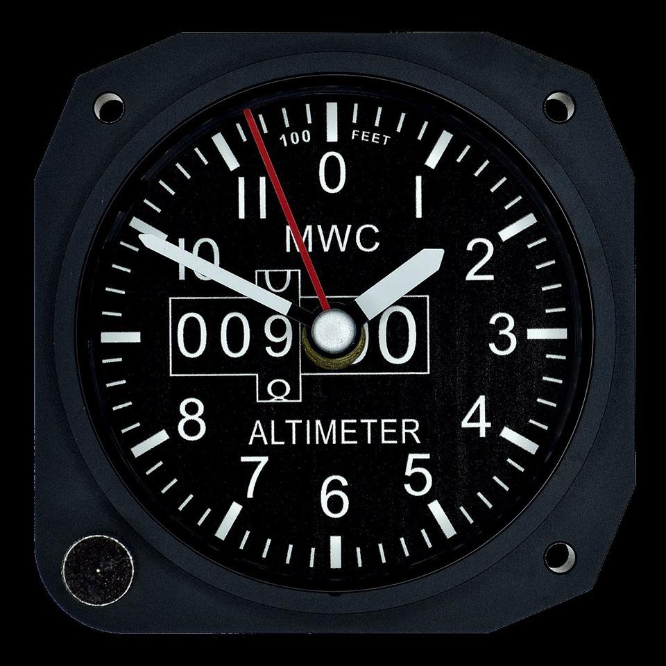 MWC Desk Clocks