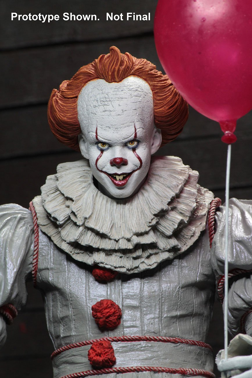 Horrify Your Toy Shelf With Neca S 2017 It Pennywise
