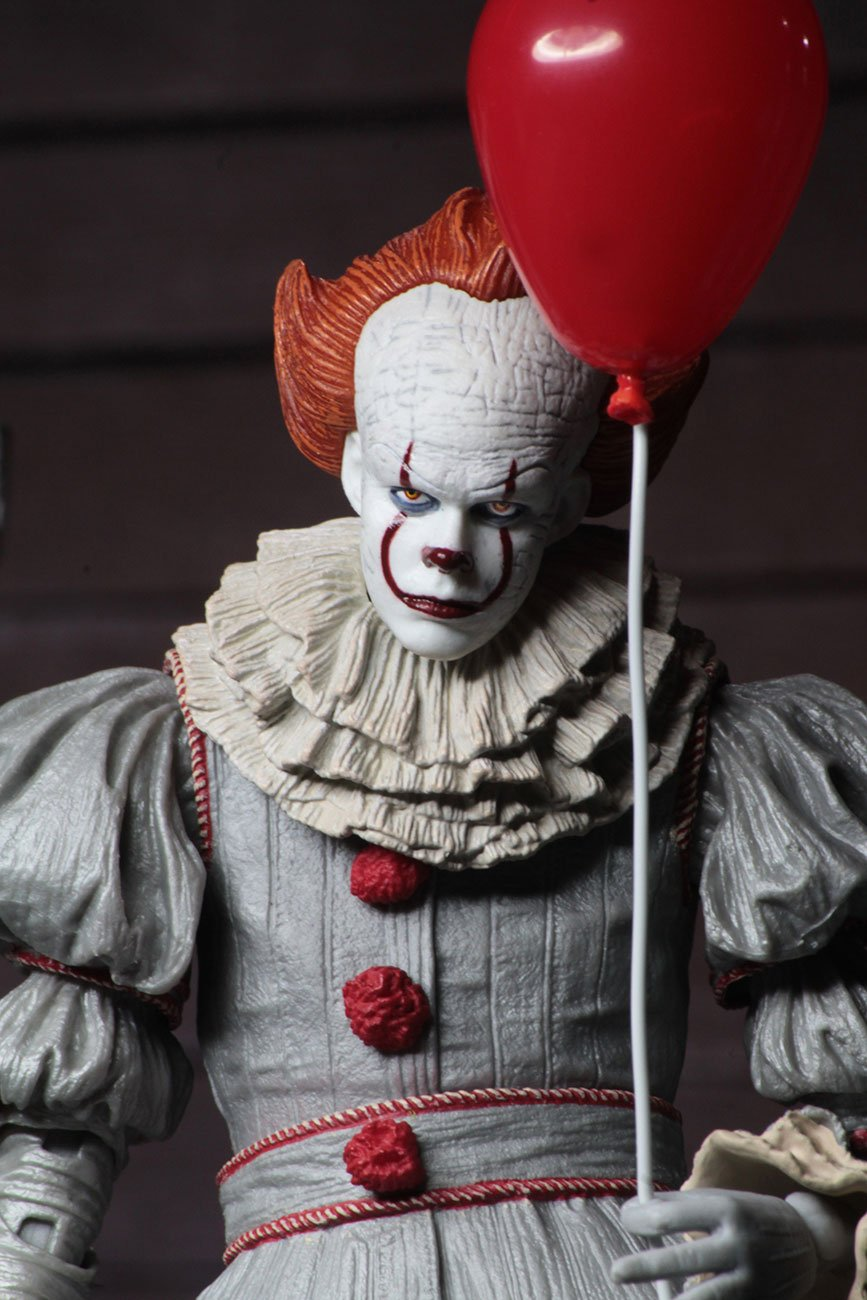 NECA It Pennywise Action Figure