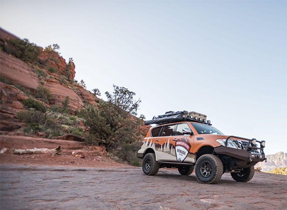 Nissan Overlanding Adventure