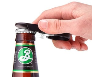Open-Close Bottle Capper