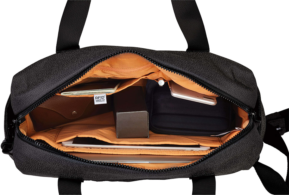 Carryology x Pacsafe Briefcase