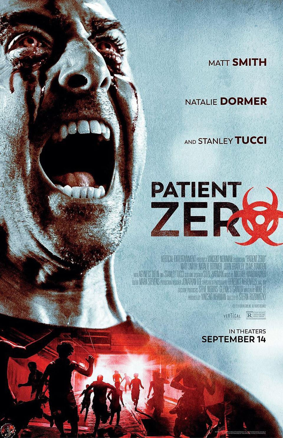 Patient Zero (Trailer)