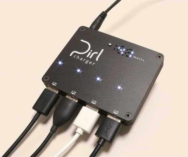 Pirl Charging Hub