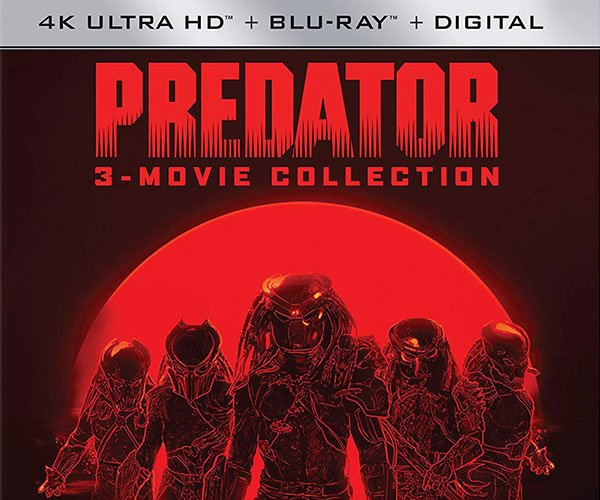 Predator Blu-ray Collection