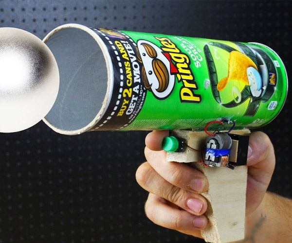 DIY Potato Can Gun