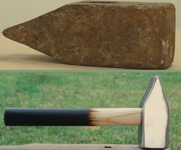 Restoring a Rusty Hammer