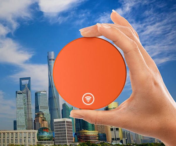 Skyroam Solis Global Hotspot