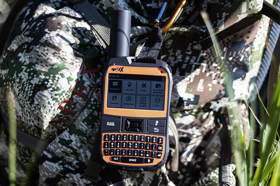 Spot X 2-Way Satellite Messenger