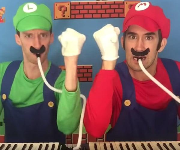 Super Mario Melodica Medley