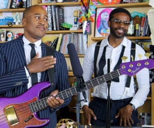 The Midnight Hour: Tiny Desk Concert