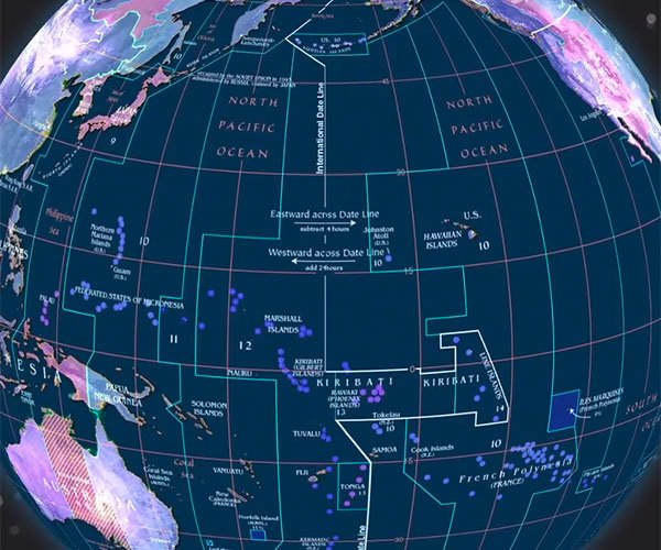 The World's Strangest Time Zones