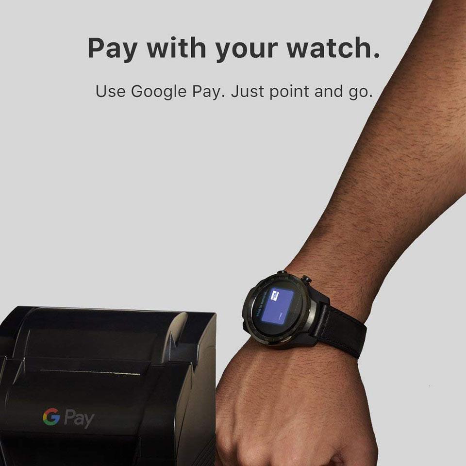 Ticwatch Pro Smartwatch