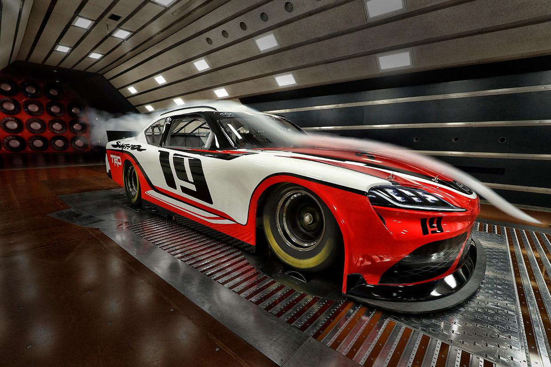 Toyota Supra x NASCAR