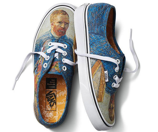 Vans Van Gogh Collection
