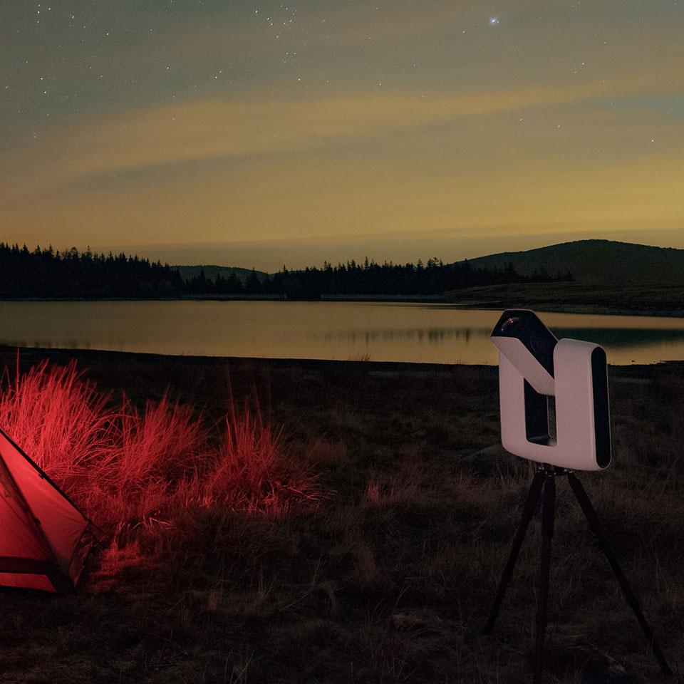 Vaonis Stellina Smart Telescope