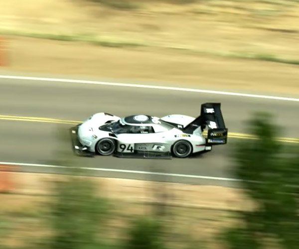 Pikes Peak Record Run