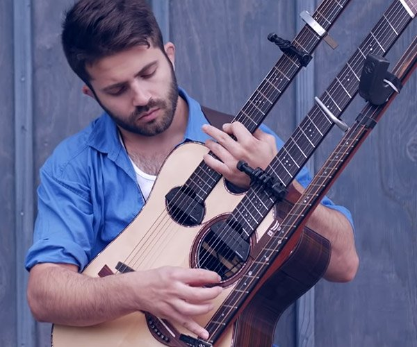 With or Without You: Fingerstyle