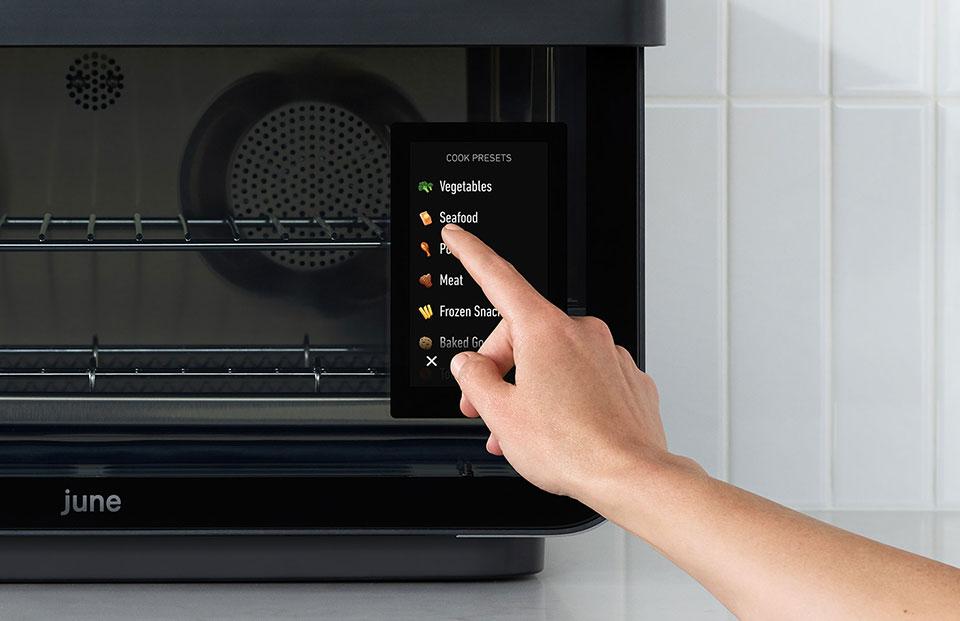 2018 June Smart Oven