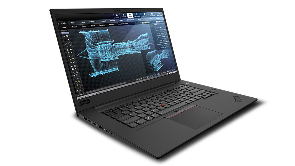 2018 Lenovo ThinkPad P1