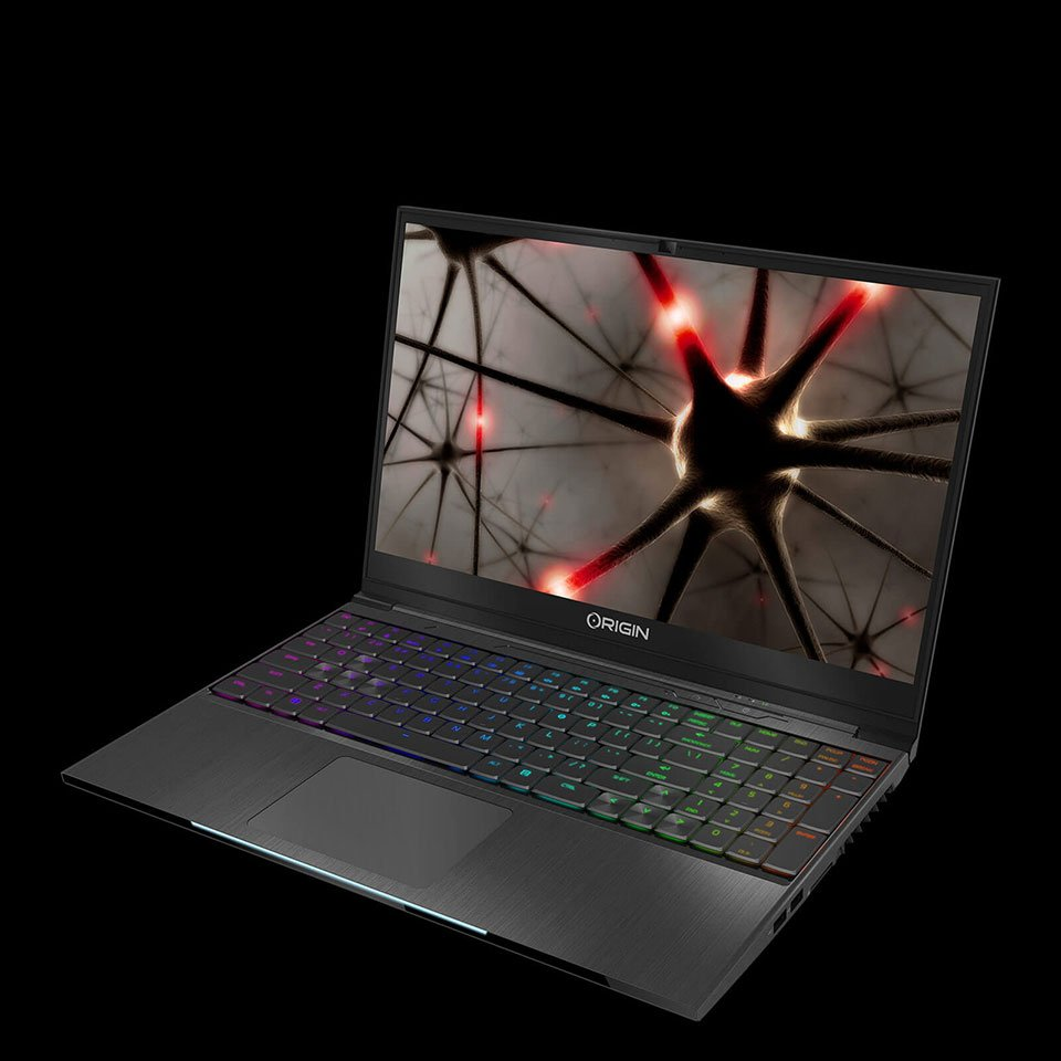 The 2018 Origin EON15-S is One of the Slimmest and Lightest Gaming Laptops
