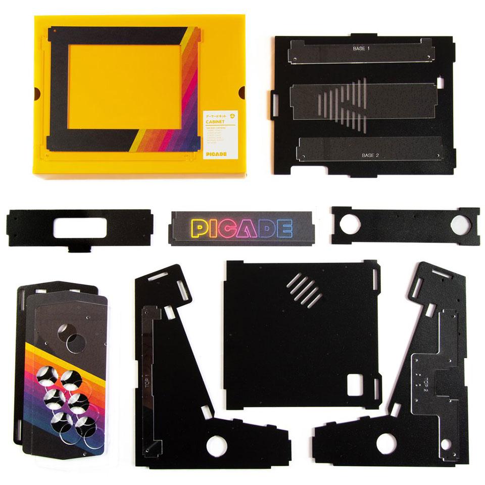 2018 Picade Desktop Arcade Kit