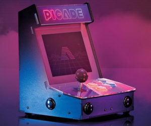 2018 Picade Desktop Arcade Kit