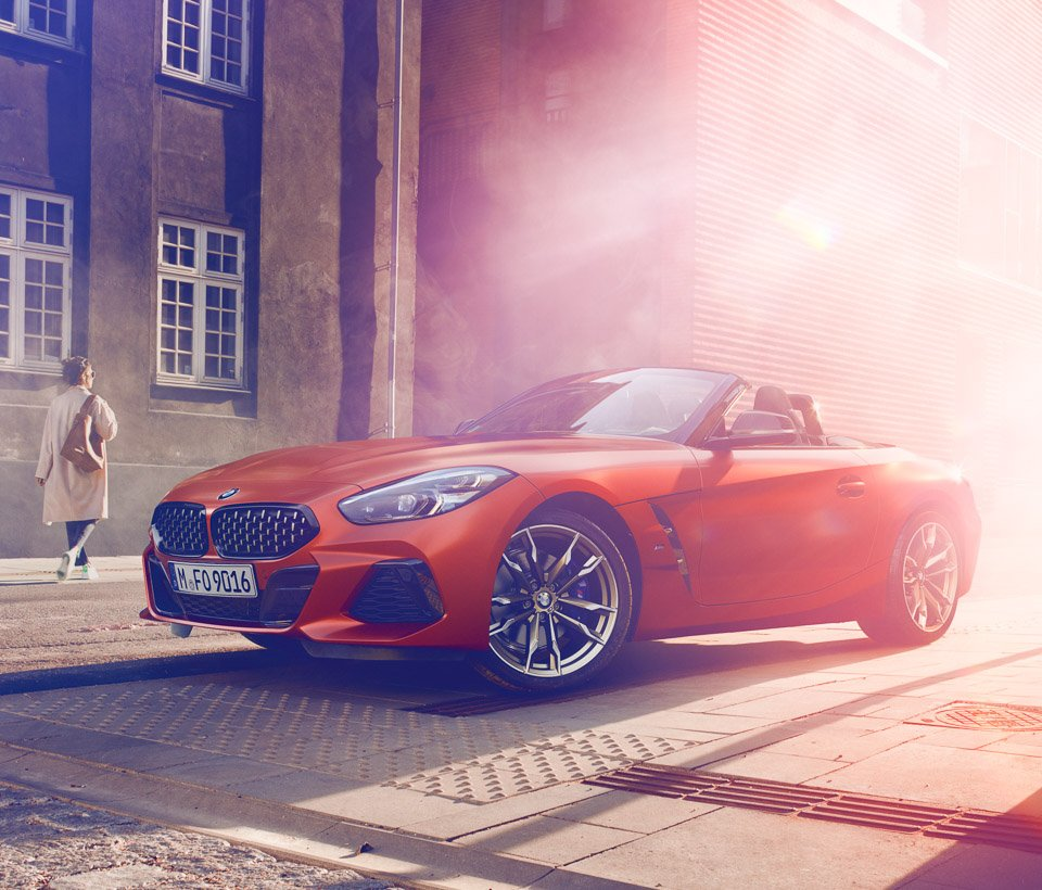 2019 Bmw Z4: 2019 BMW Z4 M40i First Edition: The Roadster Grows Up