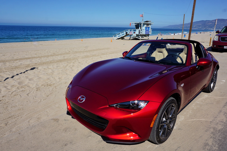 Road Trip: 2019 Mazda MX-5 Miata
