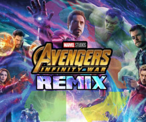 Eclectic Method: Infinity War Remix