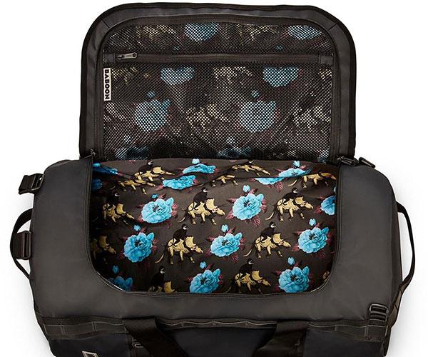 Baboon Go Duffle Bag