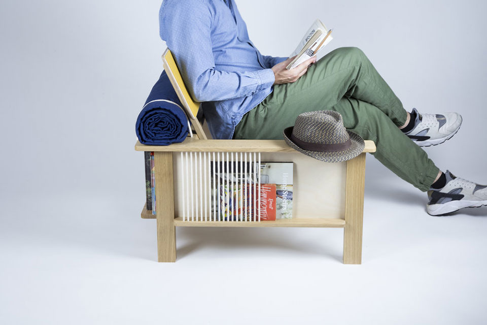 Benso Pack Horse Chair