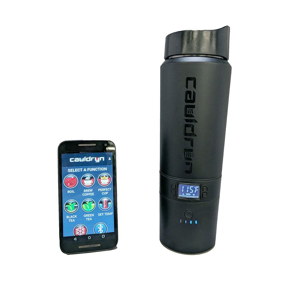 Cauldryn 2.0 Portable Heated Mug