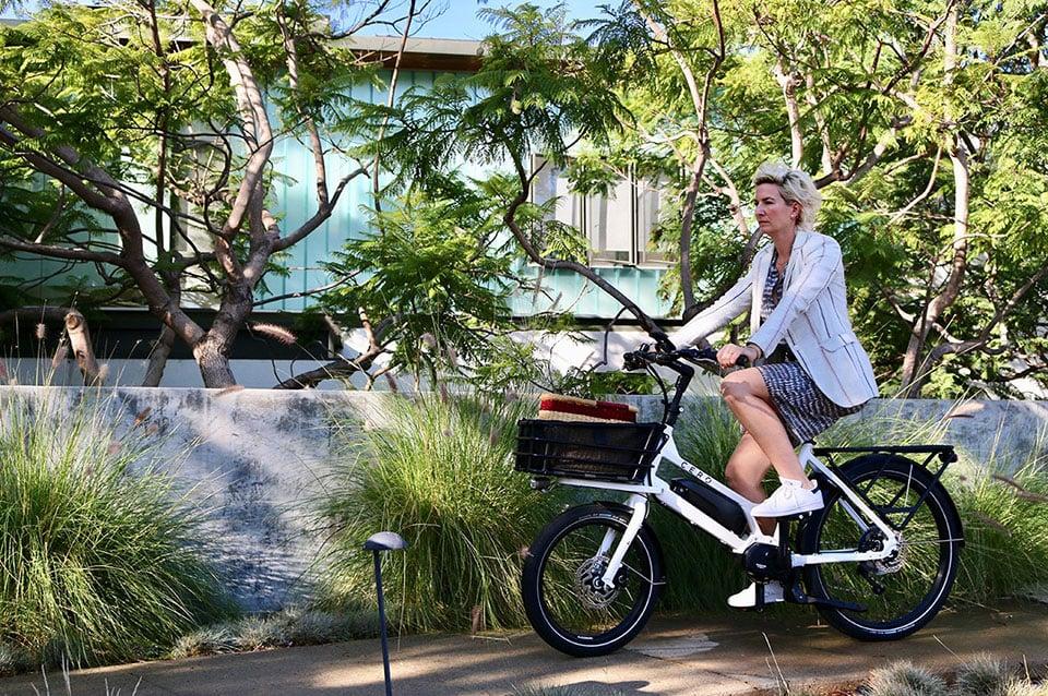 Cero One Electric Cargo Bike