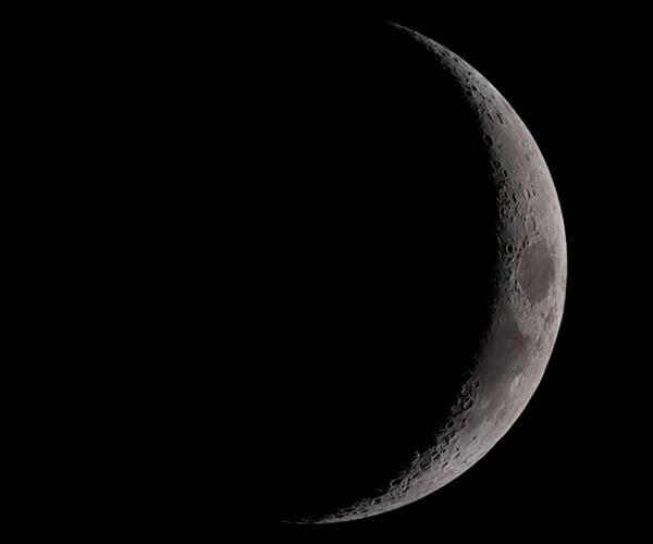 NASA's Clair de Lune