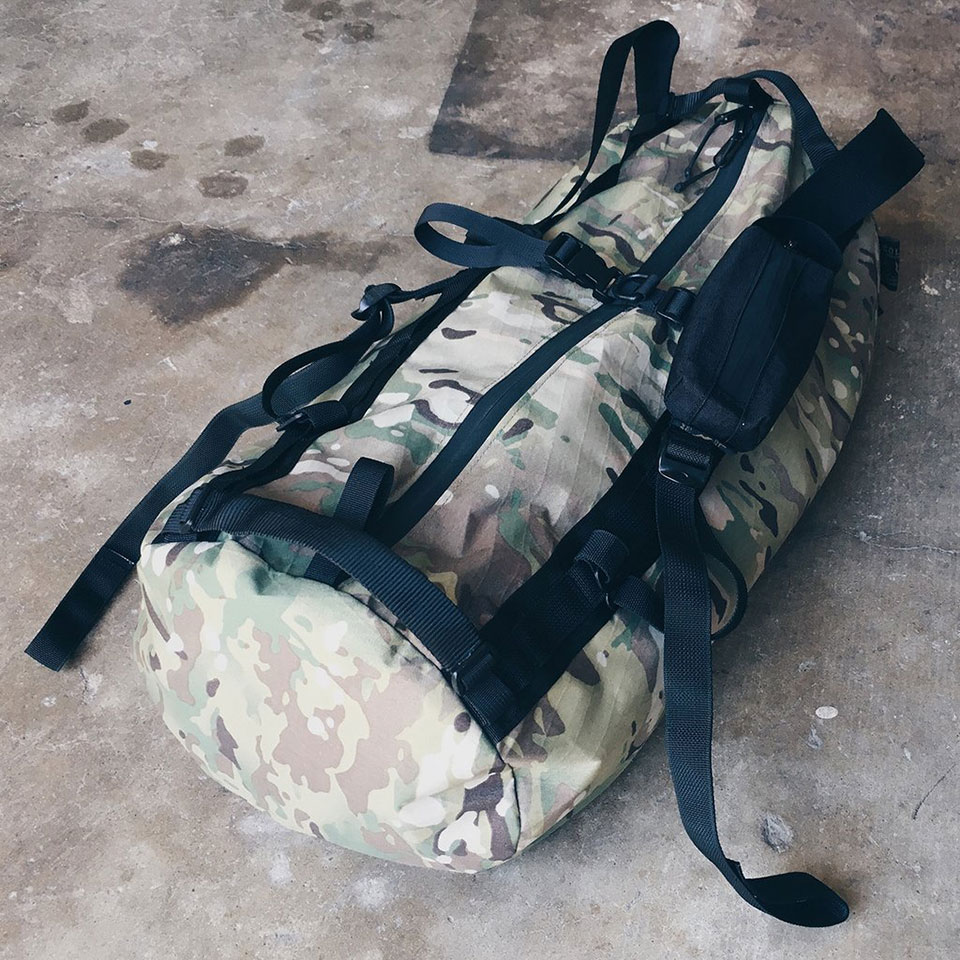 Colfax Adventure Duffle Pack