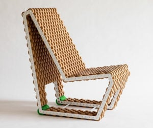 Cork Disc Chair