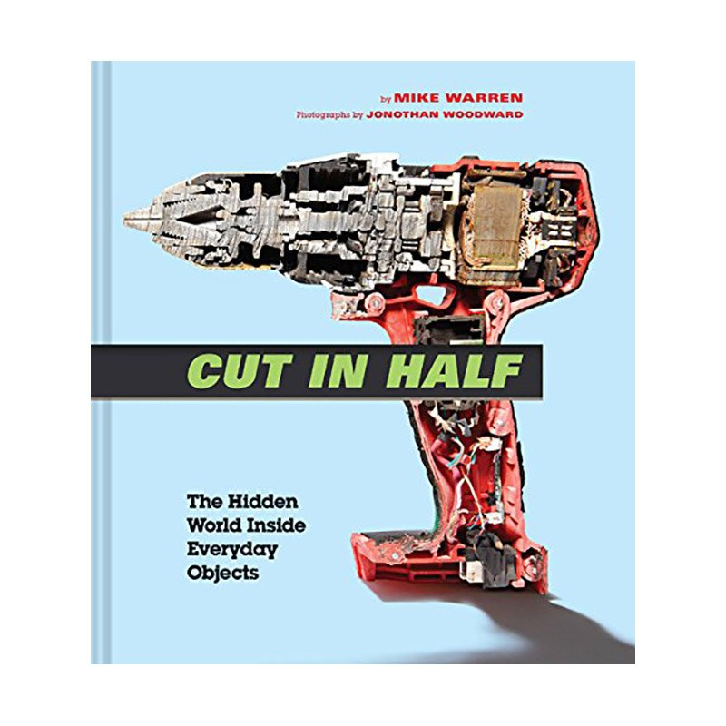 Cut in Half (Book)